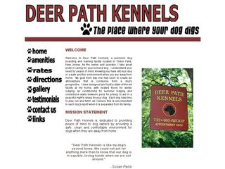 Deer Path Kennels | Boarding
