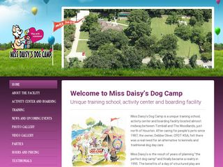 Miss Daisys Dog Camp Tomball