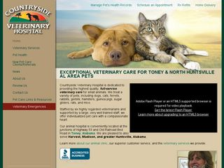 Countryside Veterinary Hospital Toney