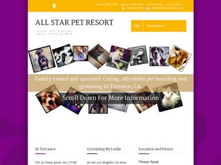 All Star Pet Resort Torrance