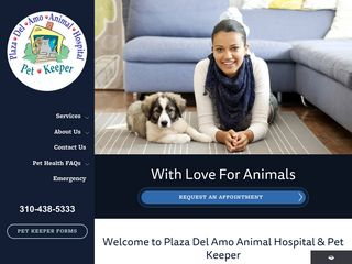 Plaza Del Amo Animal Hospital & Pet Keeper Torrance