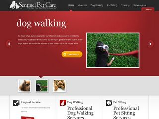 Sentinel Pet Care | Boarding