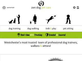 Zen Dog Pet Care | Boarding