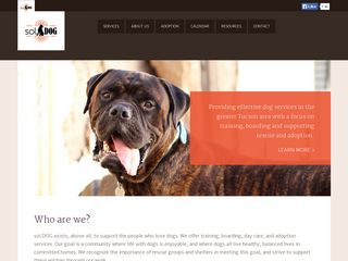 sol.DOG Canine Services LLC Tucson