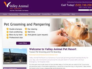 Valley Animal Pet Resort and Grooming Tucson