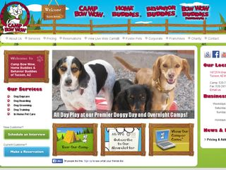 Camp Bow Wow Dog Boarding Tucson | Boarding