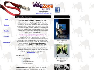 Photo of Wagzone Pet Care in Vacaville