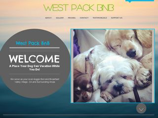 West Pack BnB Valley Village