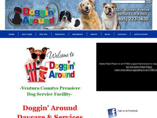 Doggins Around | Boarding