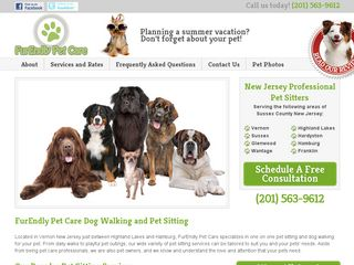 Fur Endly Pet Care | Boarding