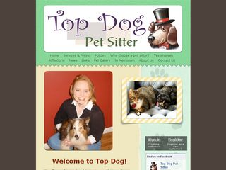 Top Dog Pet Sitter | Boarding