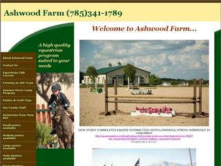 Ashwood Farm | Boarding