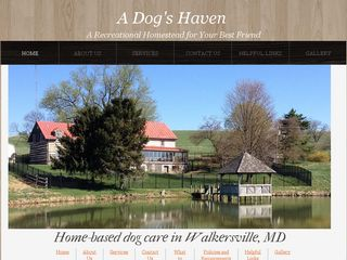 A Dogs Haven Walkersville