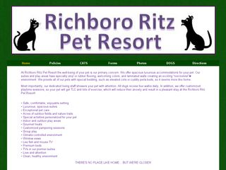 Richboro Ritz Pet Hotel LLC | Boarding