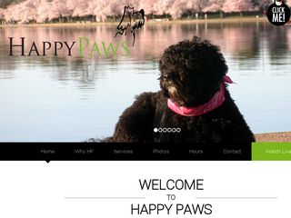 Happy Paws LLC | Boarding