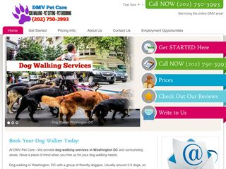 DMV Pet Care | Boarding
