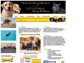 Doggie Dude Ranch & O Cat | Boarding