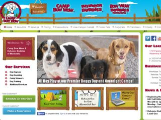 Camp Bow Wow Dog Boarding Waukesha Waukesha