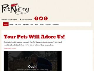 Pet Nanny Main Line | Boarding