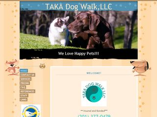 TAKA Dog Walk Weehawken