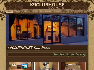 K9 Clubhouse | Boarding