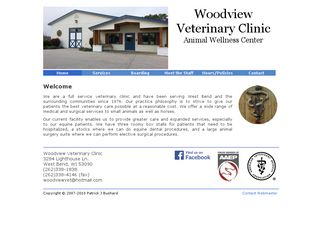 Woodview Veterinary Clinic | Boarding
