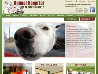 Animal Hospital of Chester County | Boarding