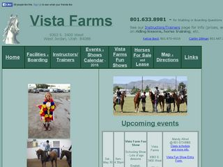 Vista Farms | Boarding