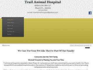 Trail Animal Hospital West Miami