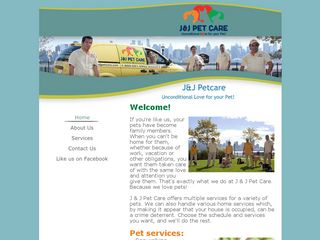 J   J Pet Care Inc. | Boarding