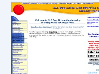 Slc Dog Sitter | Boarding