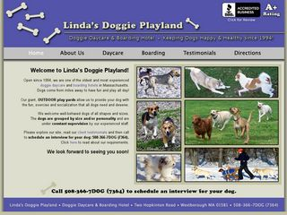 Lindas Doggie Playland | Boarding