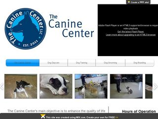 Canine Center | Boarding