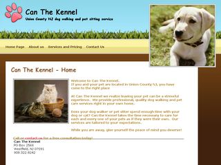Can the Kennel Incorporated | Boarding