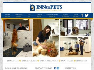 Inn to Pets Inc | Boarding