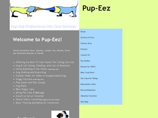 Pup Eez Weston | Boarding