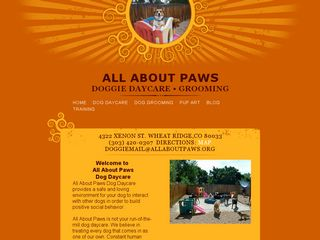 All About Paws Wheat Ridge