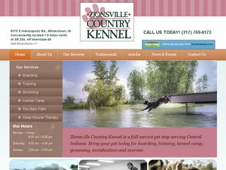 Zionsville Country Kennel Whitestown