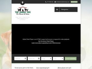 Animal Den Whitestown