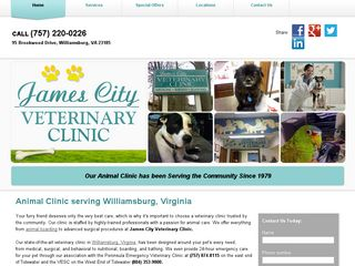 James City Veterinary Clinic | Boarding