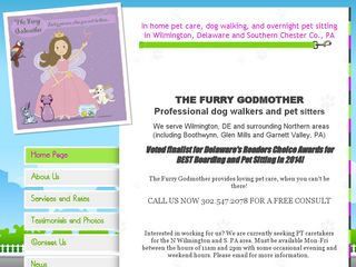 The Furry Godmother | Boarding