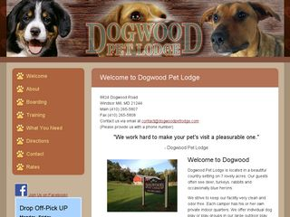 Dogwood Kennels | Boarding