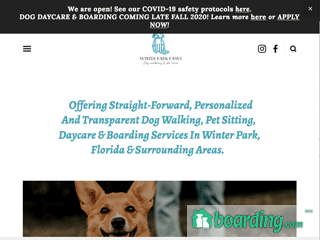A Little Pet Inn | Boarding