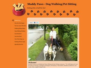 Muddy Paws | Boarding