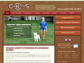 Circle Kennels | Boarding