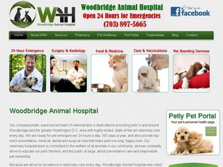 Woodbridge Animal Hospital | Boarding