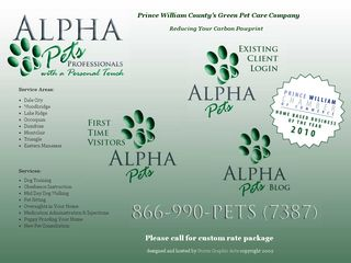 Alpha Pets Inc. | Boarding