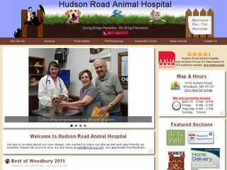 Hudson Road Animal Hospital Woodbury