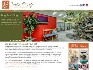 Paradise Pet Lodge Woodinville