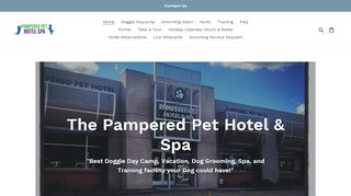 The Pampered Pet Hotel & Spa Woodland Hills